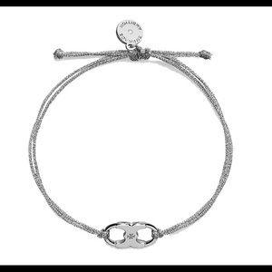 Tory Burch tie bracelet